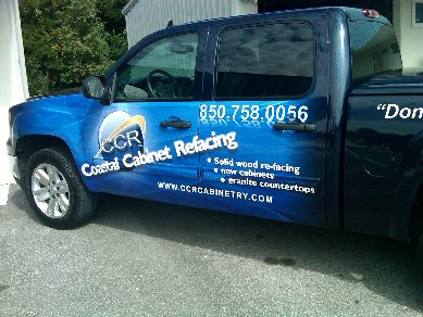 Vehicle Wraps in Niceville, FL